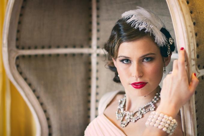 vintage wedding style 3