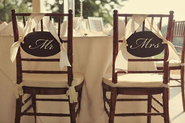 vintage glam wedding style 6