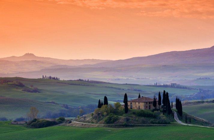 top honeymoon destinations tuscany italy