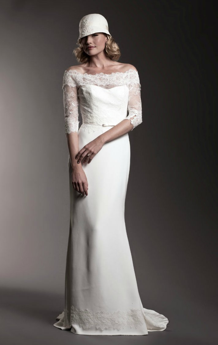 amy kuschel 2012 wedding dress bridal gowns 5