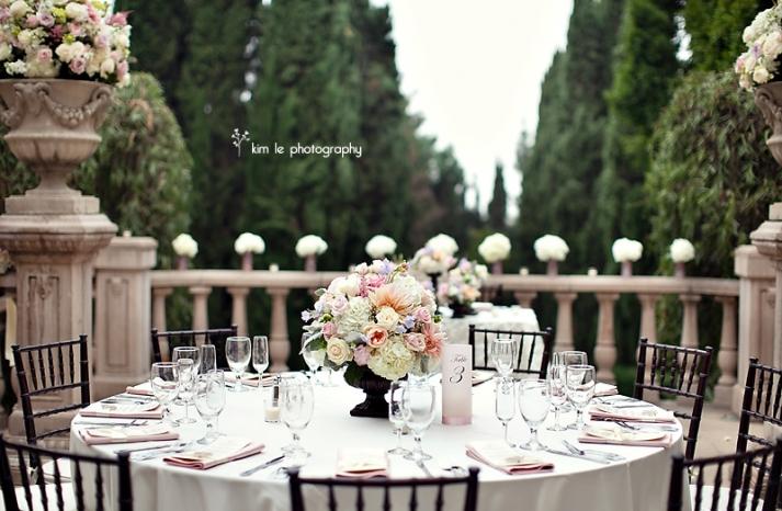elegant sophistication wedding trends 2011