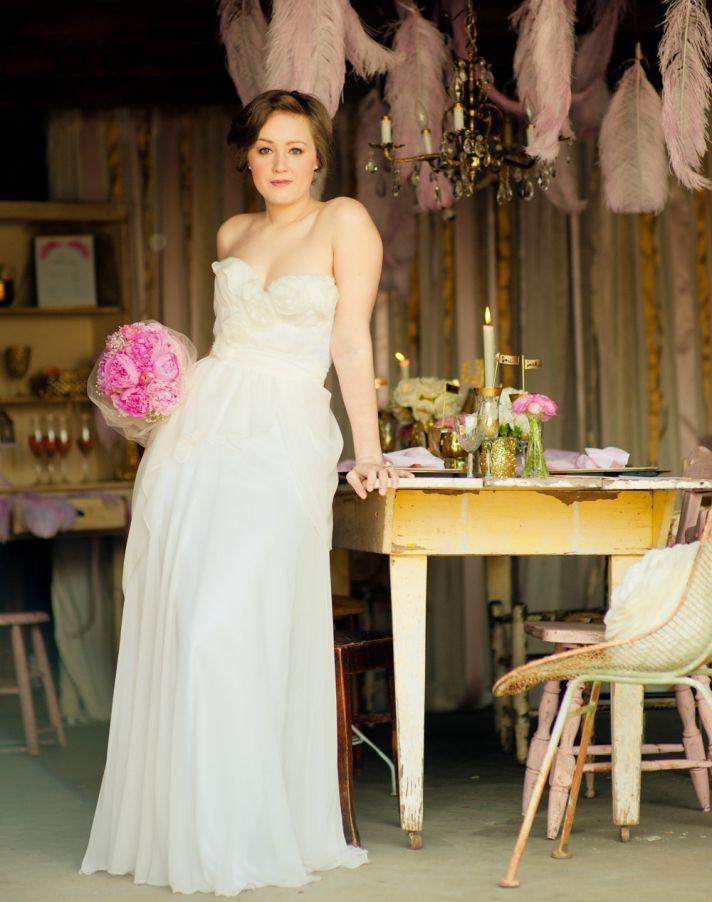 handmade wedding dresses etsy bridal gown pocket full of roses