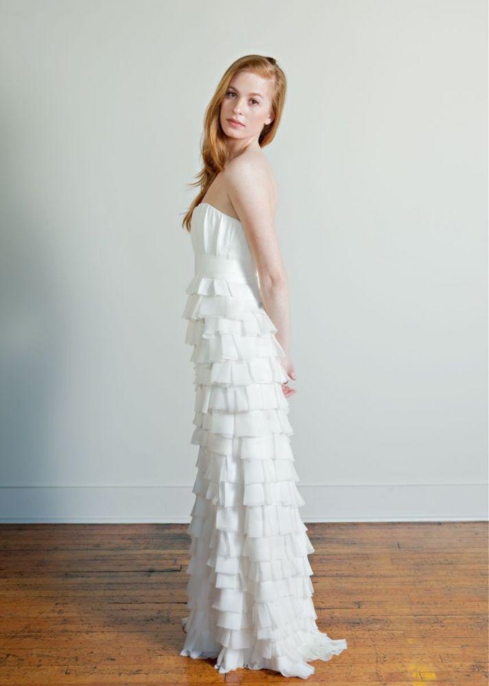 handmade wedding dresses etsy bridal gown josephine