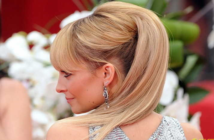 wedding hair ideas red carpet