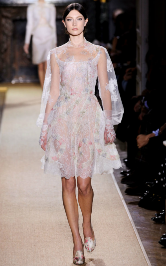 Dreamy Dresses by Valentino Spring 2012 Couture