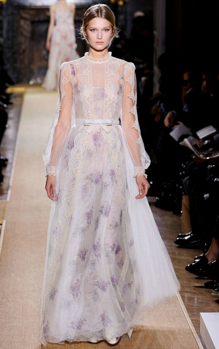Valentino Wedding Gown