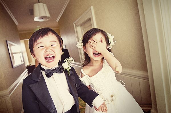 biggest faux pas kids make at weddings