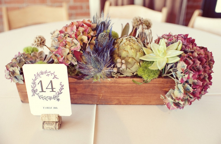 15 Stunning Wedding Reception Centerpieces