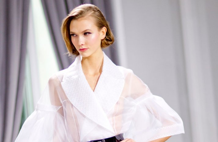 bridal beauty inspiration from 2012 couture catwalks 1