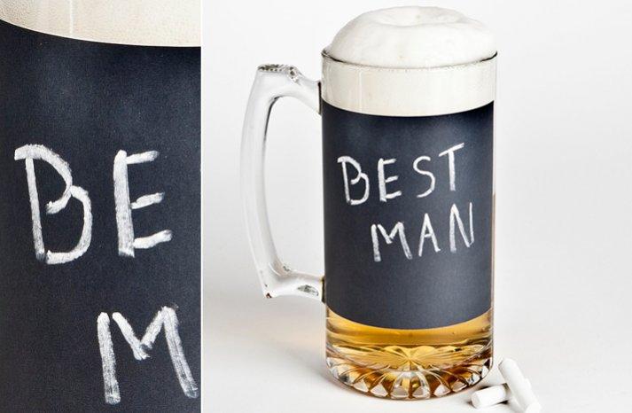 best man beer mug groomsmen gifts