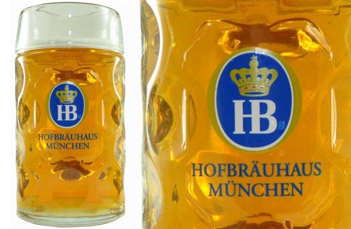 beer mug groomsmen gifts hoffbrau