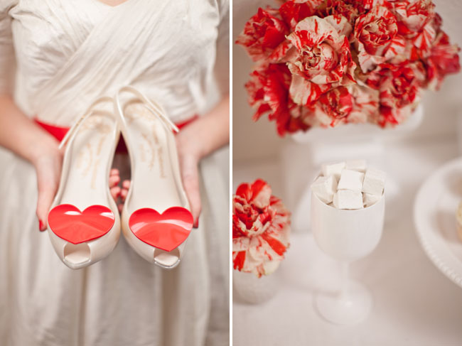 More images from the blog post Valentine 39s Day Details for Your Wedding