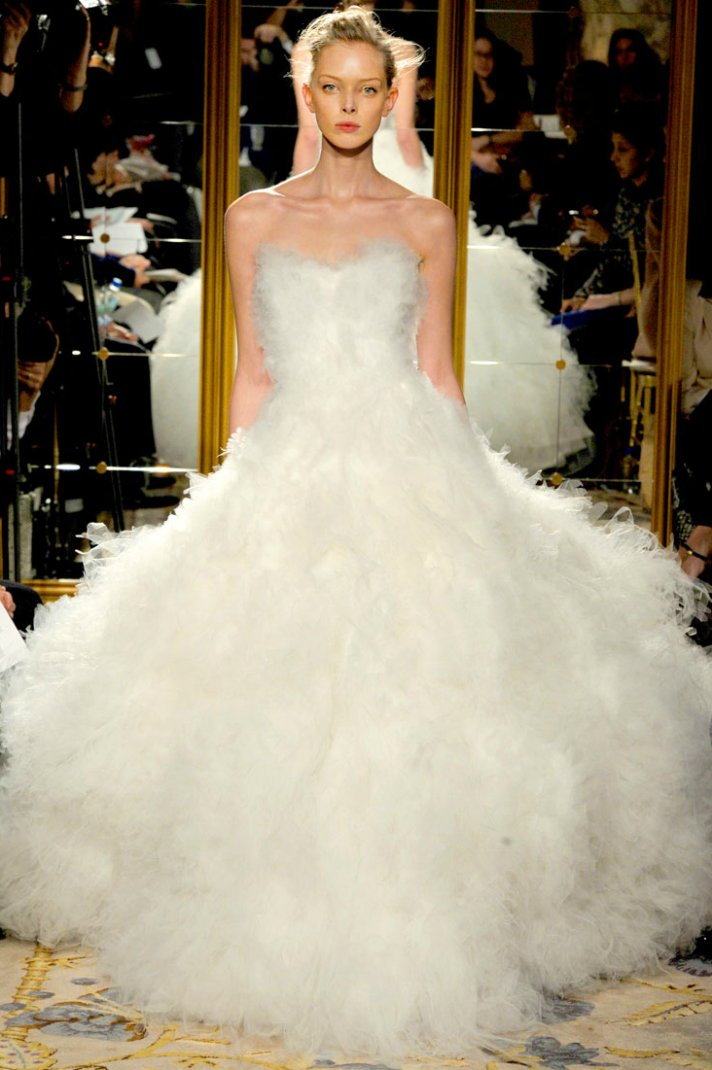 Bridal Style Inspiration Marchesa Does It Again