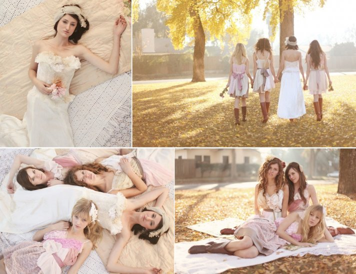 outdoor wedding themes country western romance