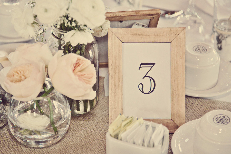 Neutral Wedding Colors Vintage Style Photography Tablescape