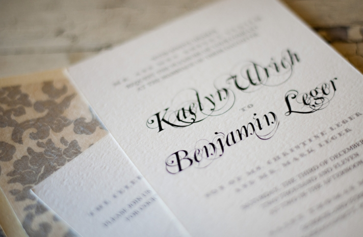 Inspired Wedding Invitations Escort Cards Table Numbers and More