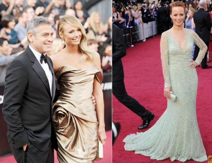Best Red Carpet Inspiration From The 2012 Oscars