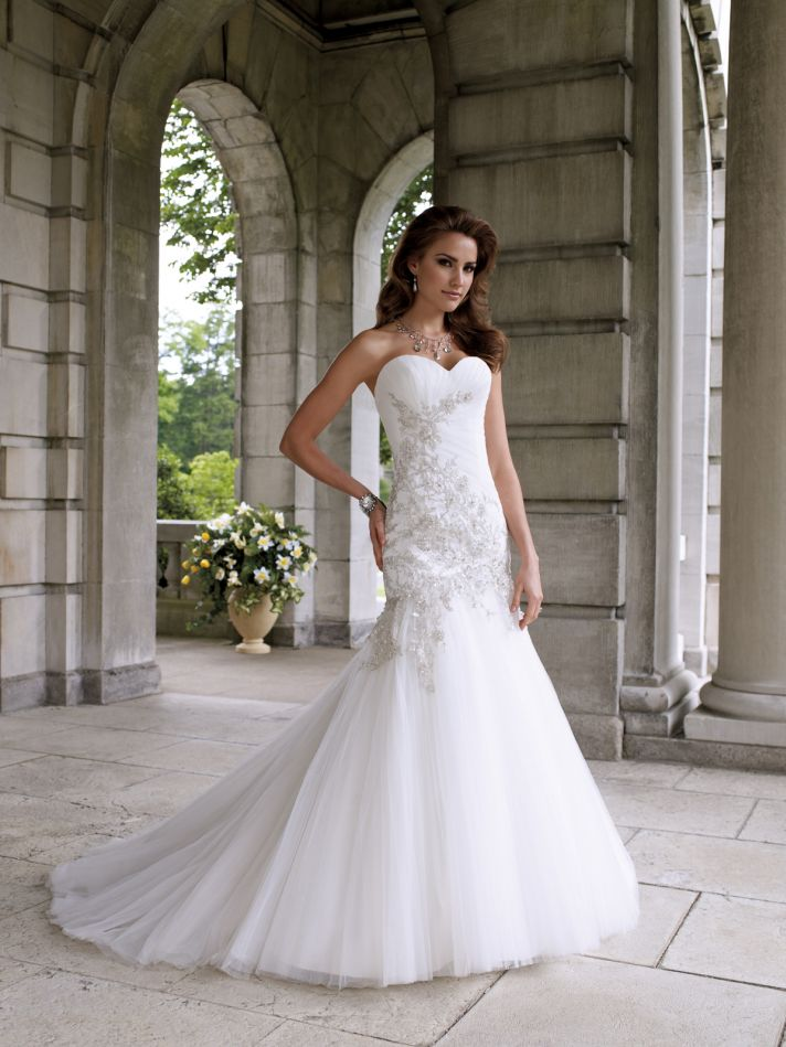 2012 wedding dress david tutera for mon cheri bridal gowns 112203