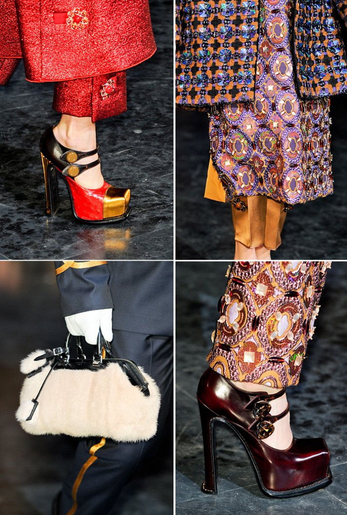 fall 2012 bridal accessories inspiration from louis vuitton