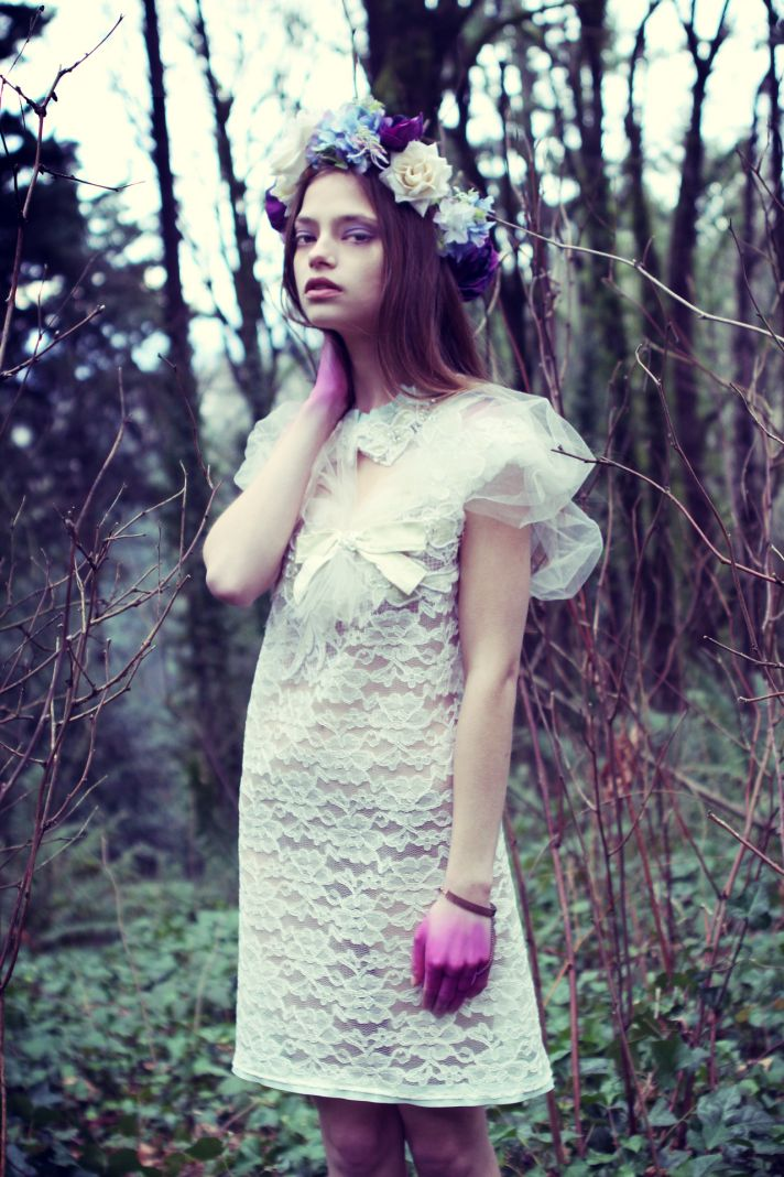 2012 wedding dress romantic lace LWD with bolero