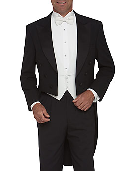 grooms formal wear guide tux with tails