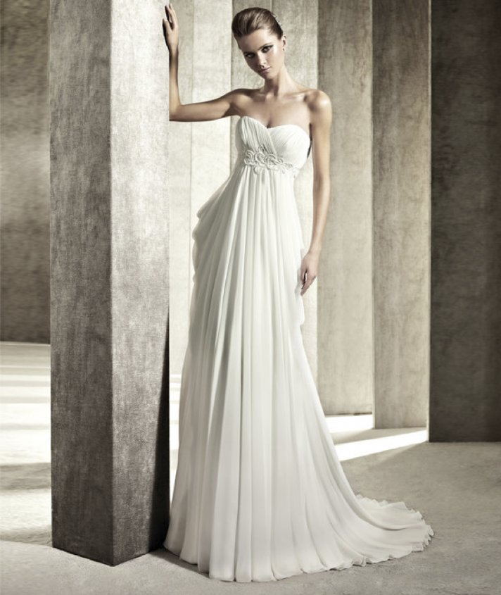 2012 wedding dress pronovias you collection affordable bridal gowns Jamaica
