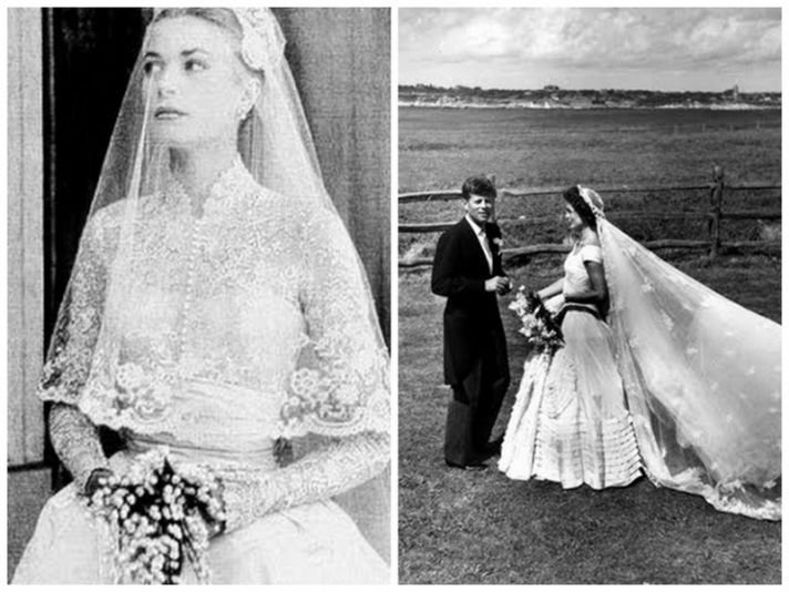 royal vintage brides