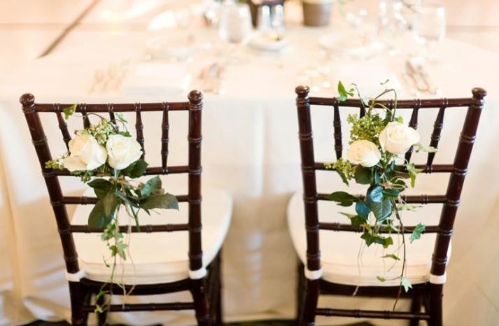 elegant spring wedding banquet hall wedding reception venue romantic centerpieces 5