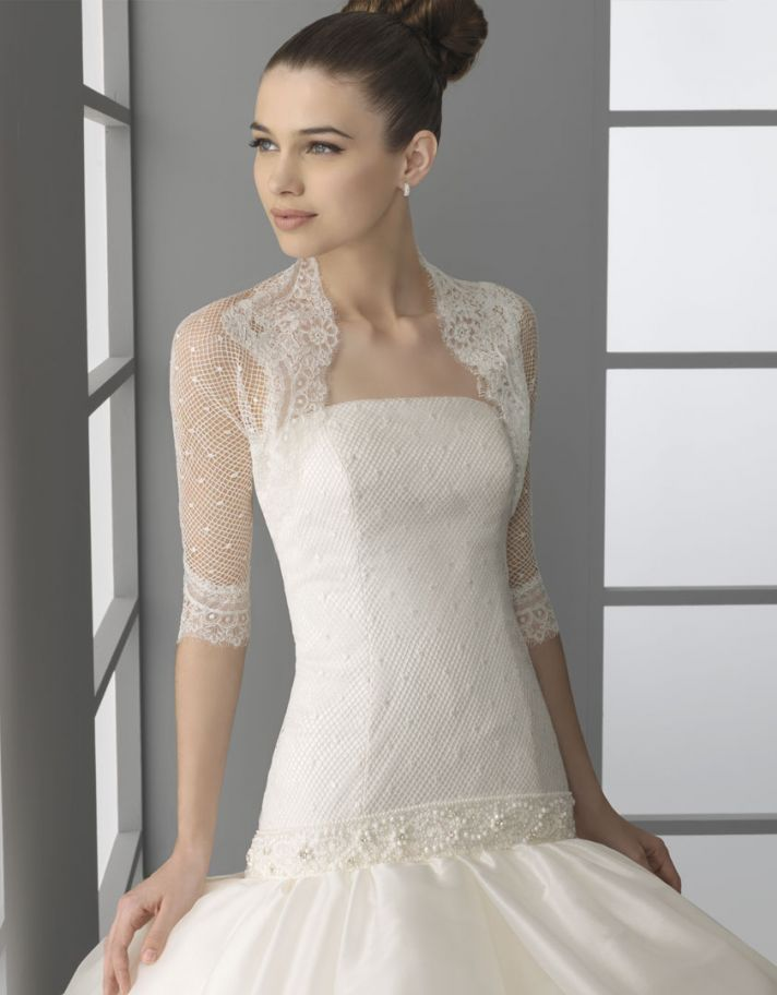 lace dot wedding top sheer wedding dress coverup