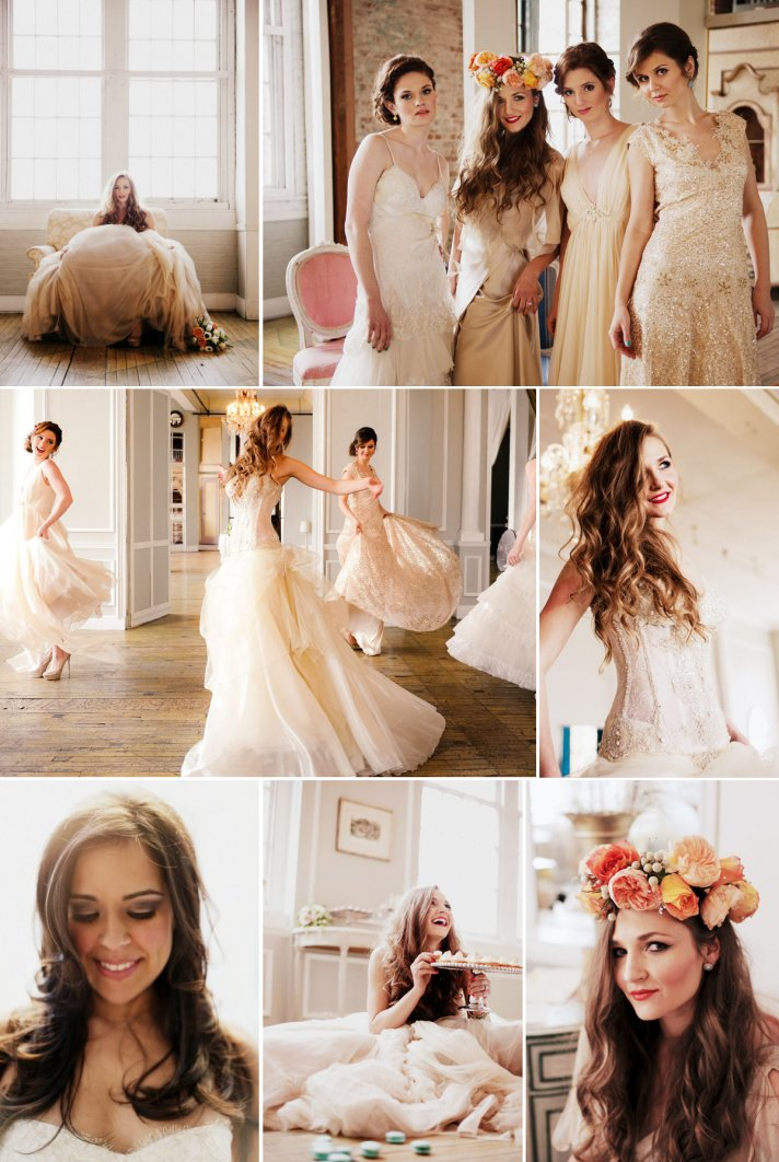 romantic long wedding hair bridal beauty ideas inspiration png