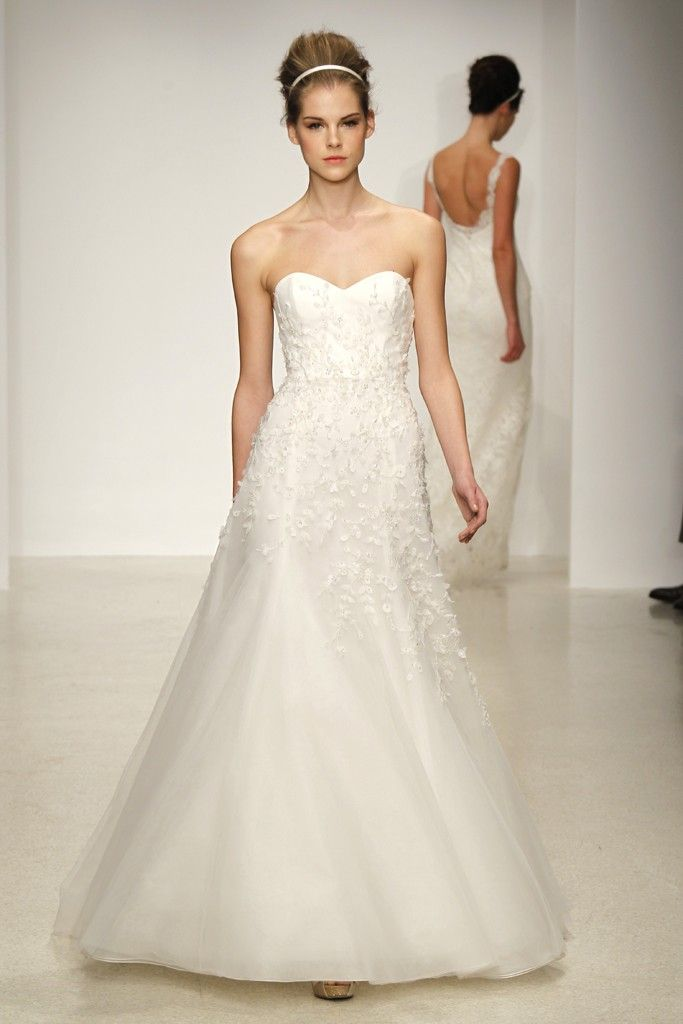 wedding dress by Christos Spring 2013 bridal gowns 9