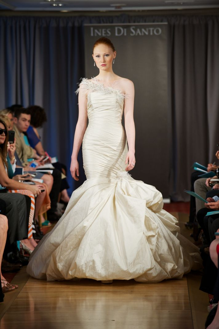 wedding dress spring 2013 bridal gowns Ines di Santo 3