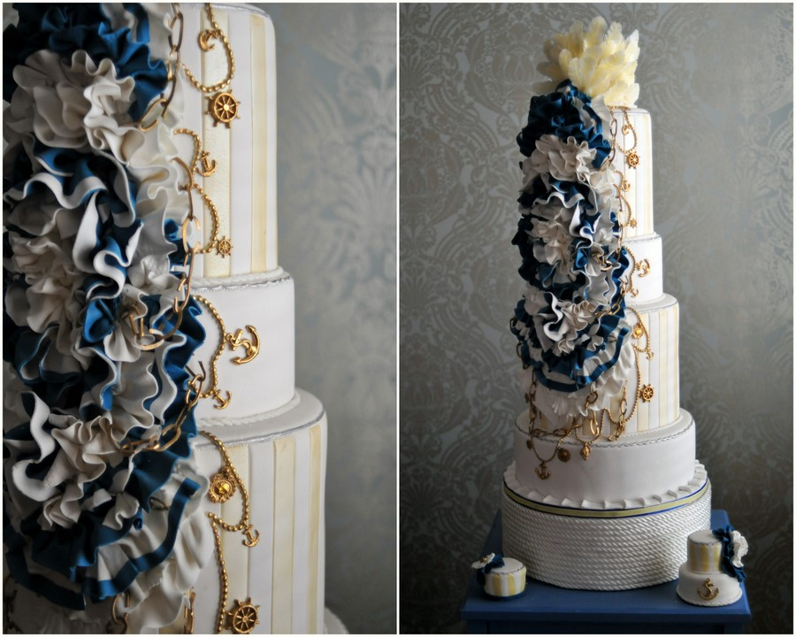 Bliss Weddings Boston Blog Nautical Wedding Inspiration