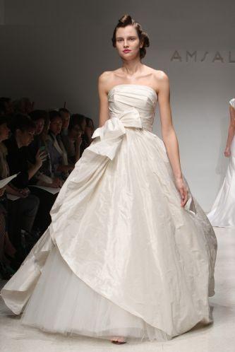 Amsale Wedding Dress Style Arden