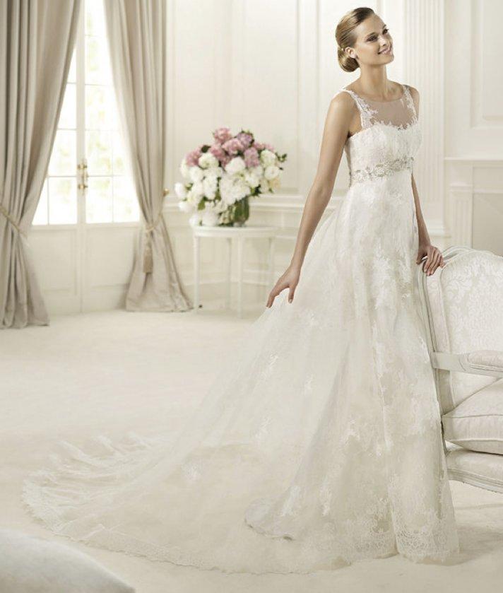 2013 wedding dress Pronovias Costura collection bridal gowns Dedalo copy