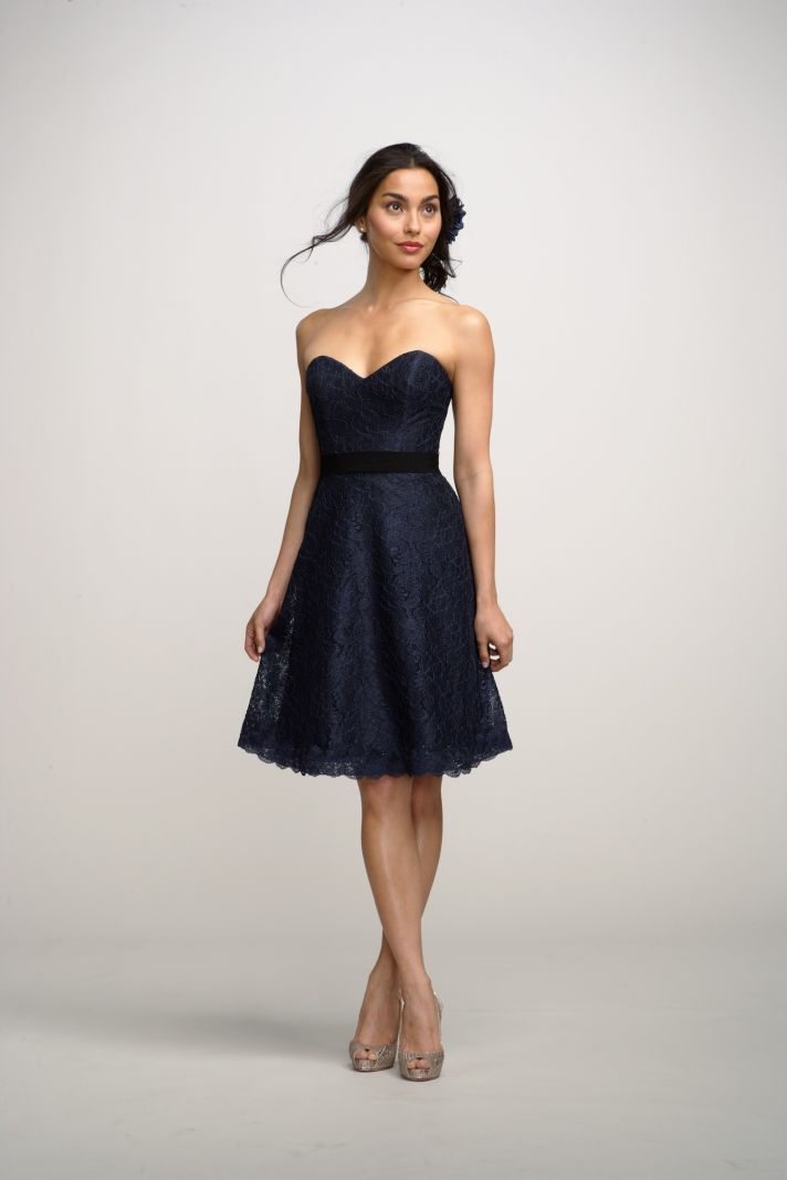 2012 bridesmaids dresses by watters bridesmaid gown LBD