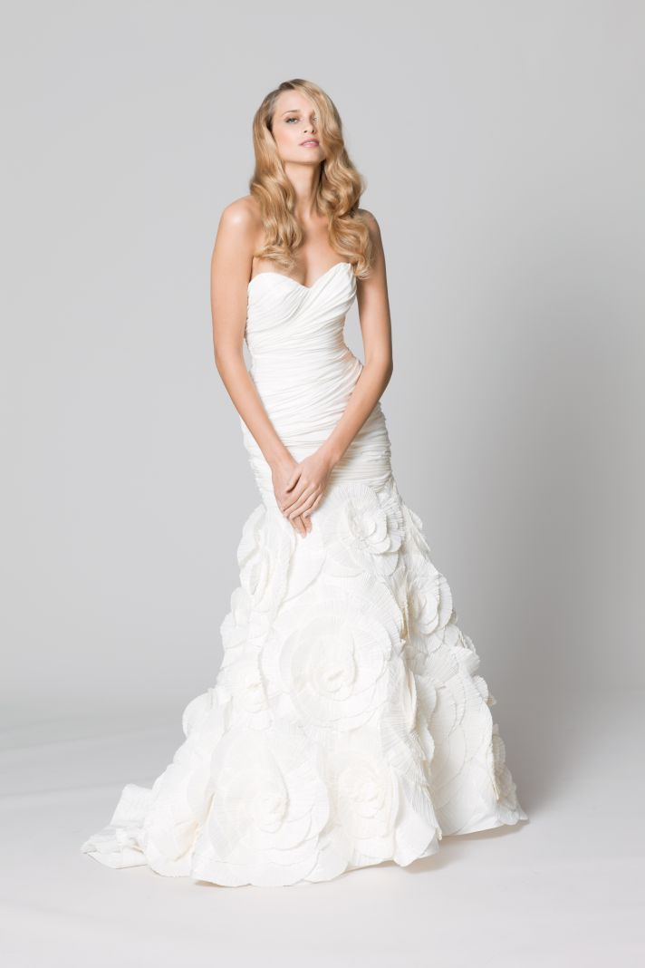Easy on the budget easy on the eyes wtoo wedding dresses for Dresses for a fall wedding