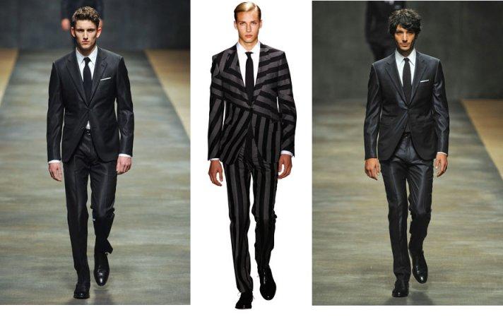 statement suits for grooms unique grooms attire slick black