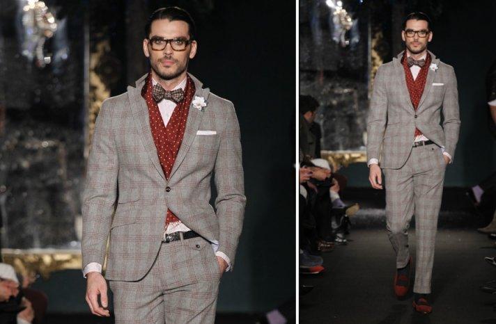 statement suits for grooms unique grooms attire michael bastien 4