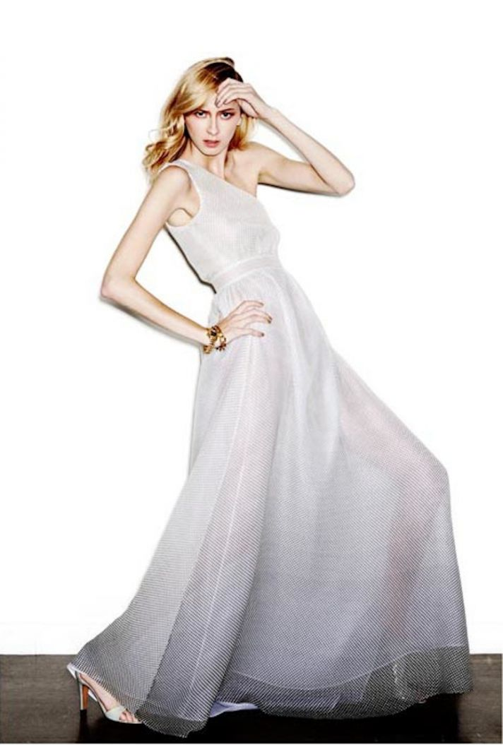 2013 Wedding Dresses For The Edgy Bride