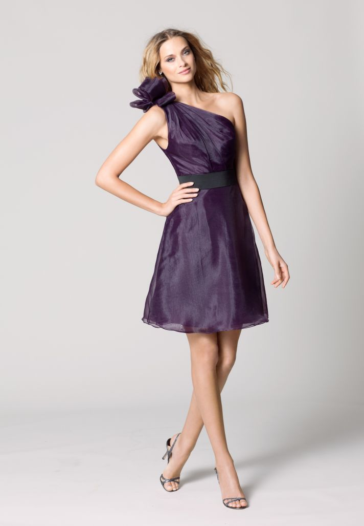 Holmgeqw purple bridesmaids dresses 2012 for Purple wedding dresses for bridesmaids