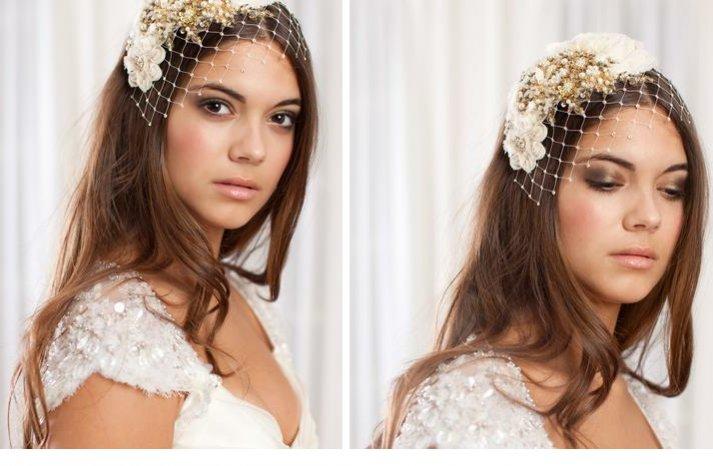jannie baltzer wedding hair accessories and bridal veils 5