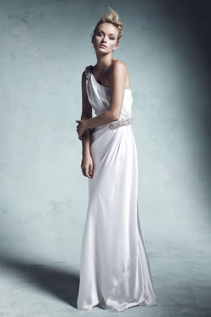 wedding dress by Collette Dinnigan 2013 bridal gowns 6