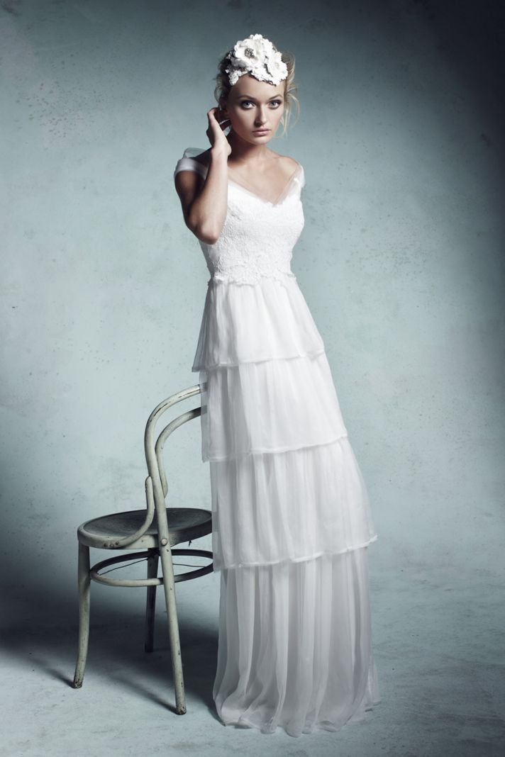 wedding dress by Collette Dinnigan 2013 bridal gowns 1