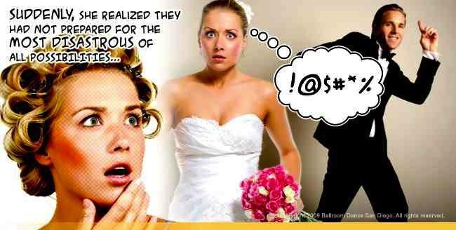 top 10 wedding disasters