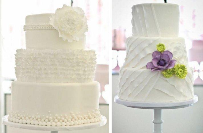 romantic floral wedding cakes 8