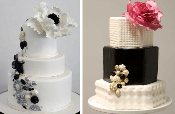 romantic floral wedding cakes 2