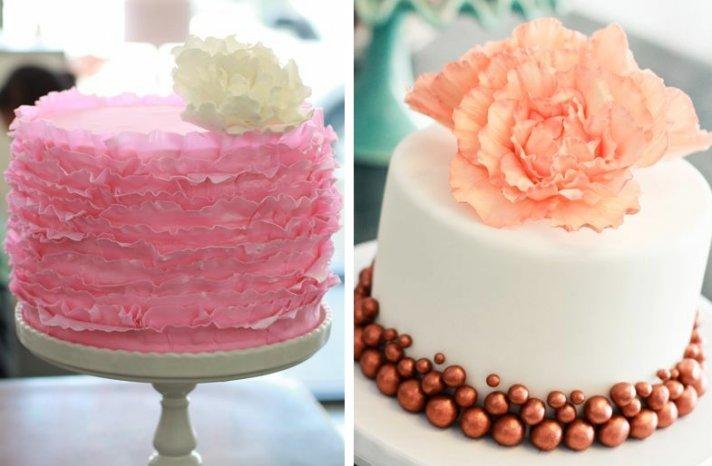 romantic floral wedding cakes 17