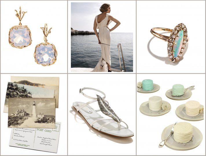 find your dream wedding style vogue 2012 summer weddings guide beach bride