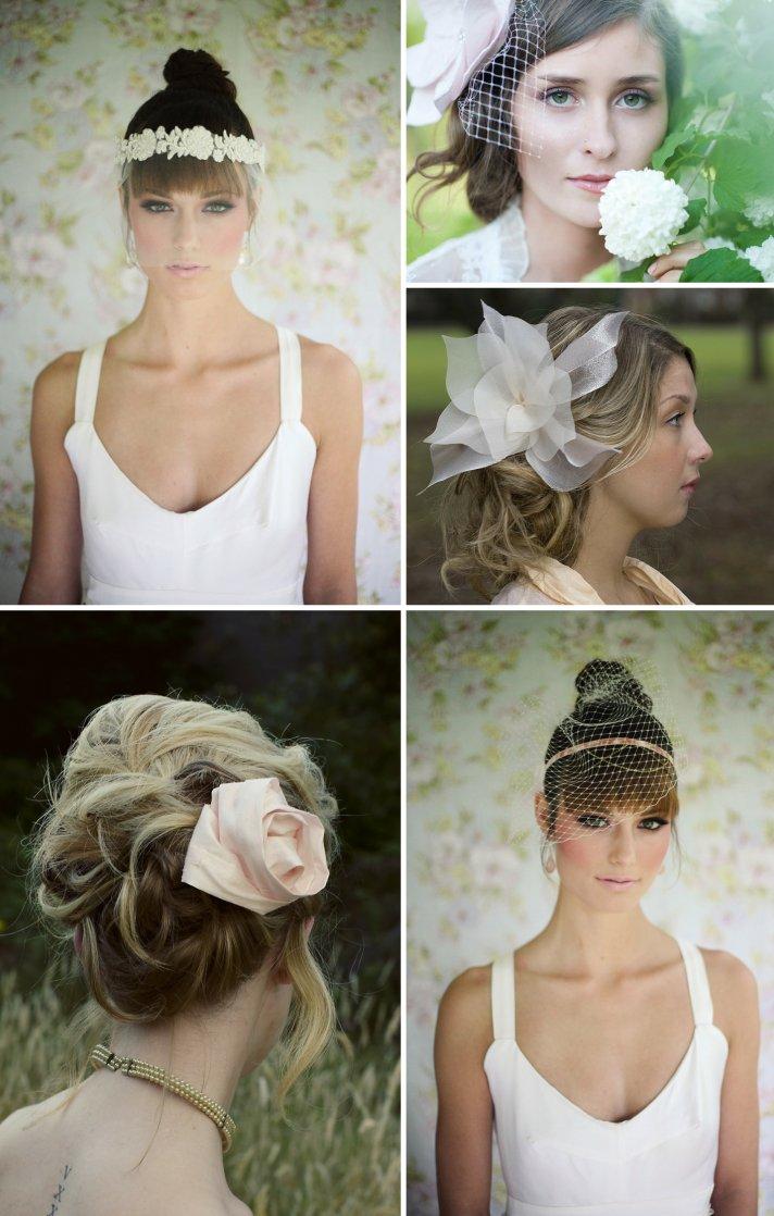 summer brides guide to wedding veils bridal hair accessories 1